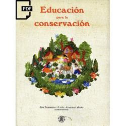 Educación para la conservación