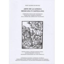 Arte de la lengua mexicana...