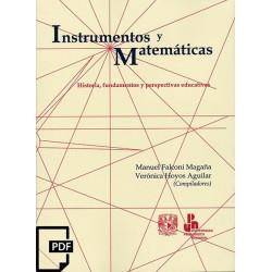 Instrumentos y matemáticas....