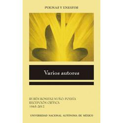 Rubén Bonifaz Nuño: Poesía...