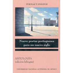 Nueve poetas portugueses...