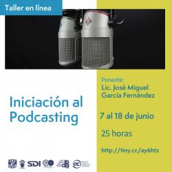Iniciación al Podcasting
