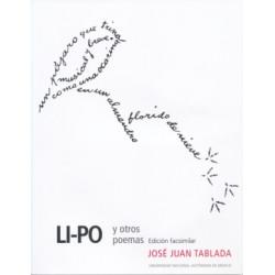 Li-Po y otros poemas (RÚSTICA)