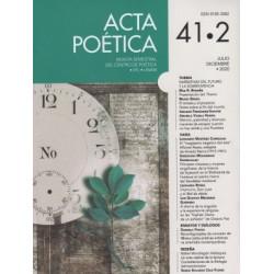 Acta Poética 41-2
