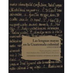 Las lenguas mayas en la...