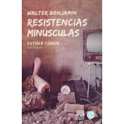Walter Benjamin....