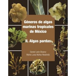 Géneros de algas marinas...