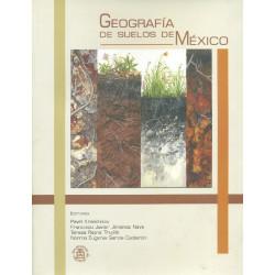 Geografía de suelos de México