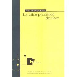 La ética precrítica de Kant