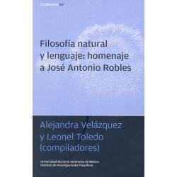 Filosofía natural y...