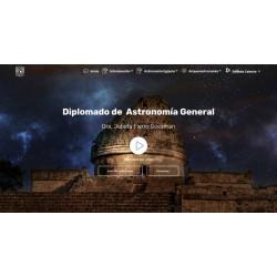 Diplomado en Astronomía...