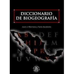 Diccionario de biogeografía