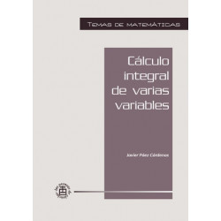 Cálculo integral de varias...