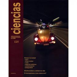 Revista Ciencias número 125